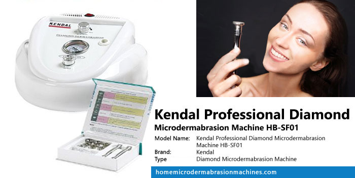 Kendal Professional Diamond Microdermabrasion Machine HB-SF01 Review