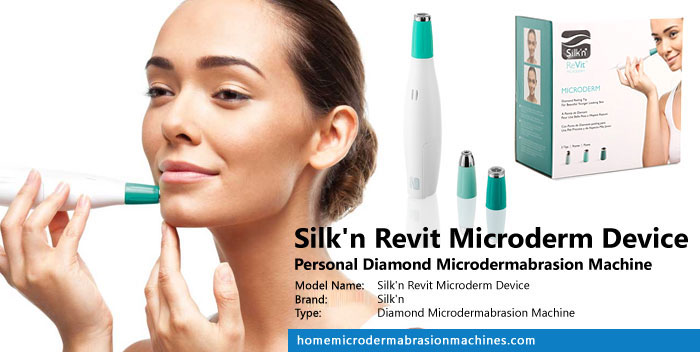 Silk'n Revit Microderm Device Review