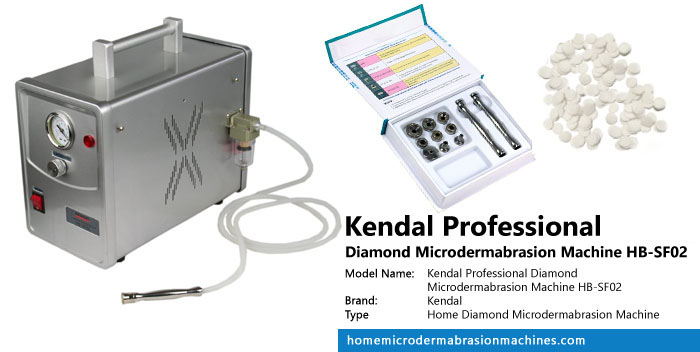 Kendal Professional Diamond Microdermabrasion Machine HB-SF02 Review