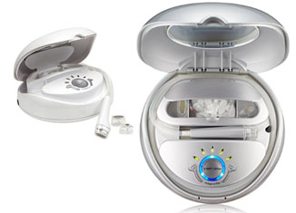 NuBrilliance Microdermabrasion Skin Care System Review