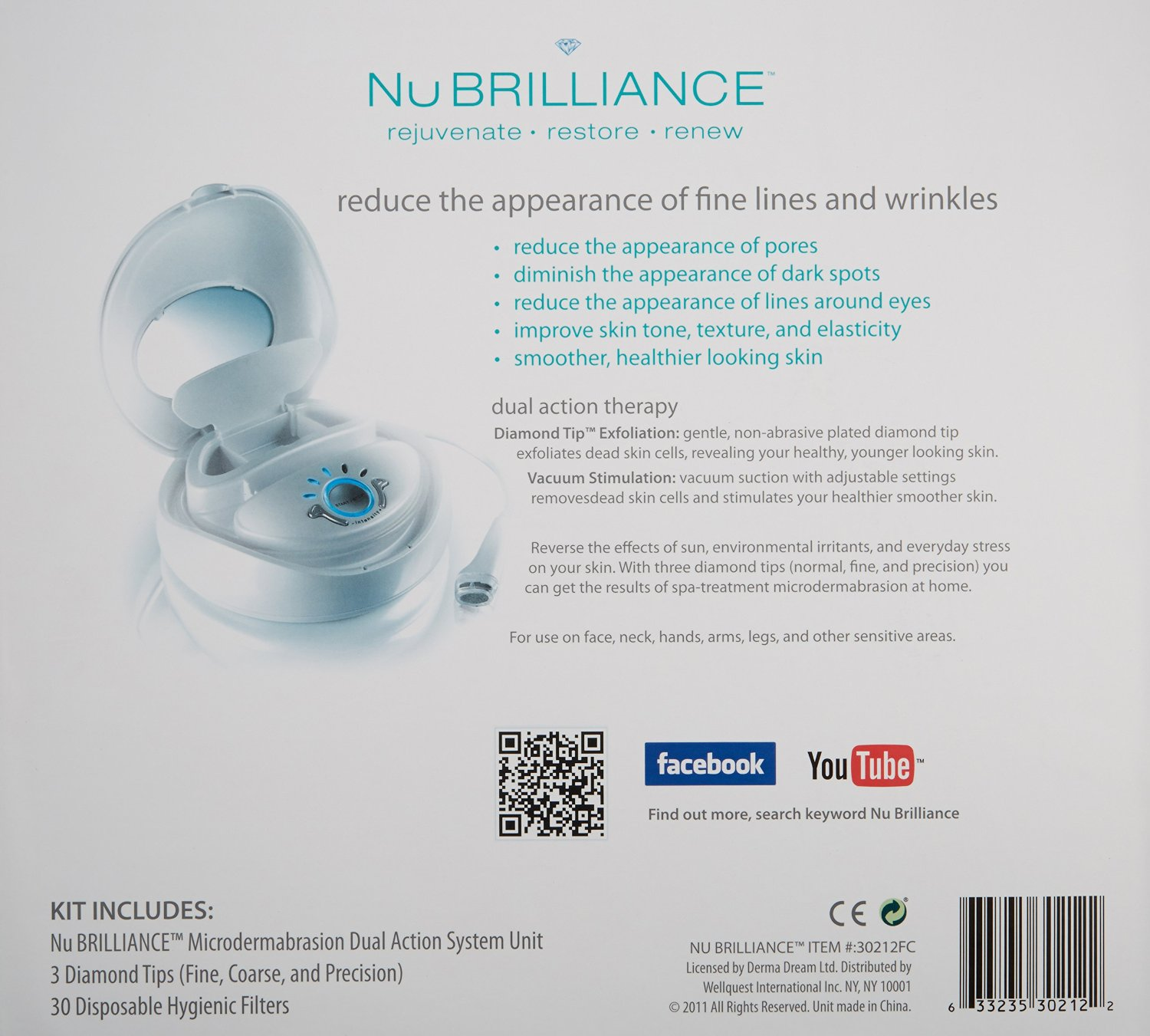 Edgewood Md Read Consumer Reviews Browse: NuBrilliance Microdermabrasion Skin Care System Review
