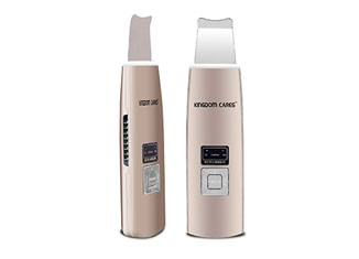 KINGDOMCARES Cordless Facial Skin Ultrasonic Scrubber Review