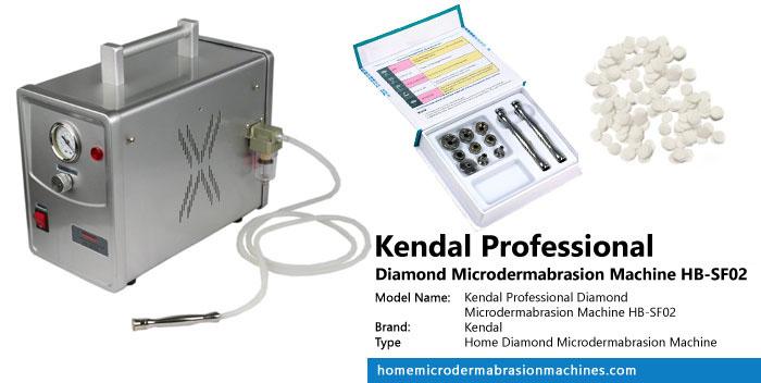 Kendal Professional Diamond Microdermabrasion Machine HB-SF02 Review