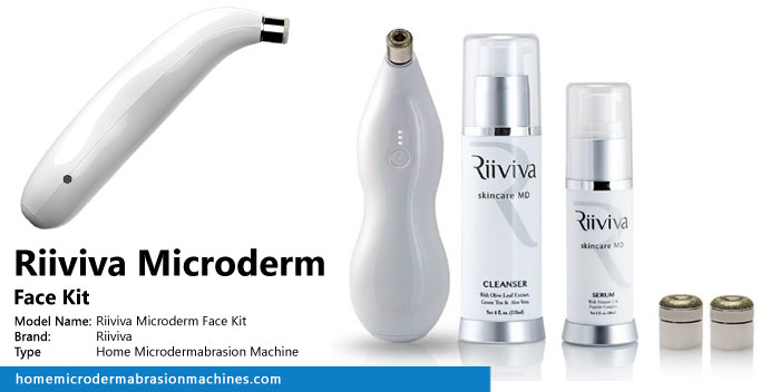 Riiviva Microderm Face Kit Review